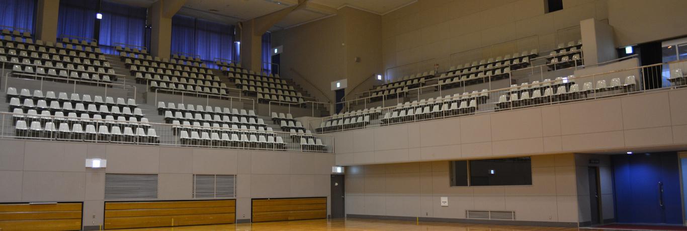 鳥取県立米子産業体育館